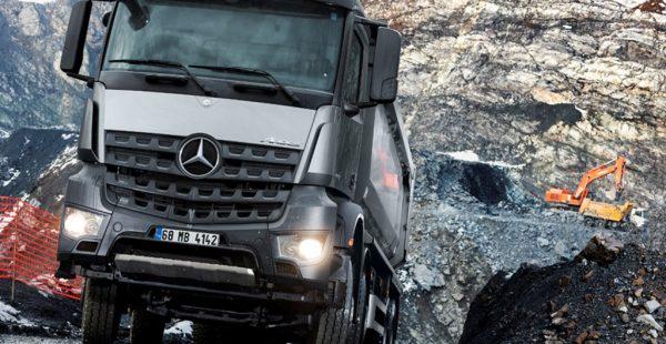 Mercedes Benz Türk'ten 500 Bin TL kredi imkanı