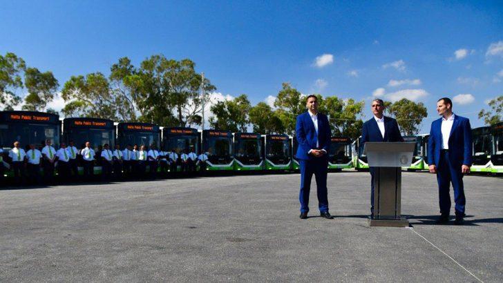 Otokar Malta'ya 50 otobüs ihraç etti