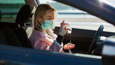 El dezenfektanları araçlara iyi gelmiyor