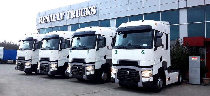 Özka'nın ticari araç lastikleri, Renault Trucks ile taşınacak
