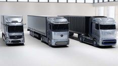 Daimler Trucks, elektrikliye geçişteki yeni teknoloji stratejisi tanıtıldı