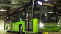 Karsan'dan Bulgaristan'a 13 adet doğalgazlı Citymood otobüs