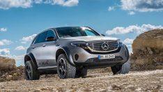 Mercedes-Benz EQC 4×4-2 Konsepti karşınızda