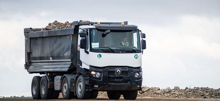 Renault Trucks'a yeni görev